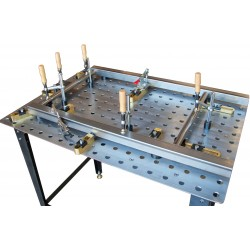 WELDING TABLE FIXTURE POINT