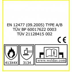 WELDAS GLOVE 10-2101
